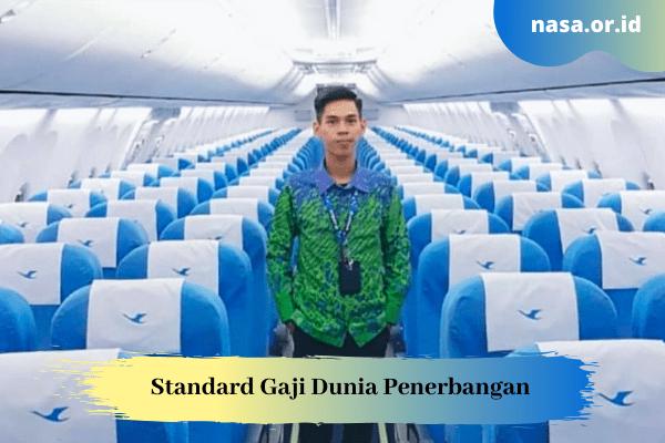 Standard Gaji Dunia Penerbangan