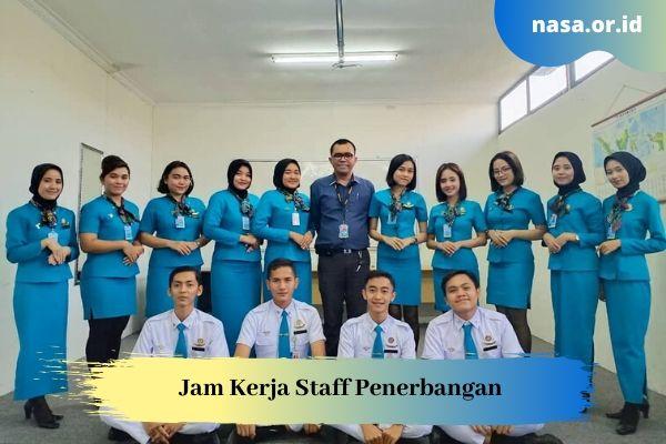 Batas Usia Pensiun Staff Penerbangan di Indonesia