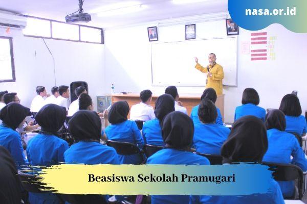Beasiswa Sekolah Pramugari