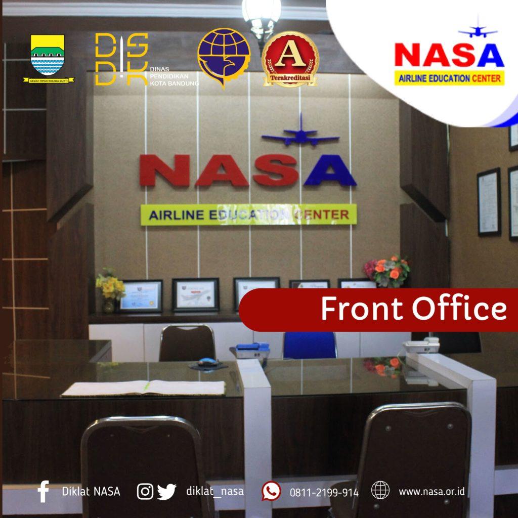 Fasilitas Sekolah Penerbangan Bandung