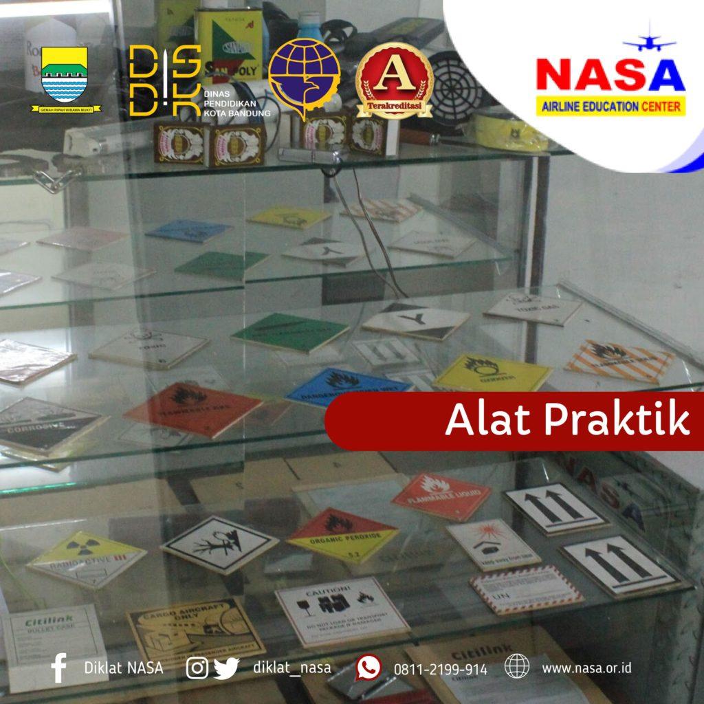 Fasilitas Sekolah Pramugara Bandung