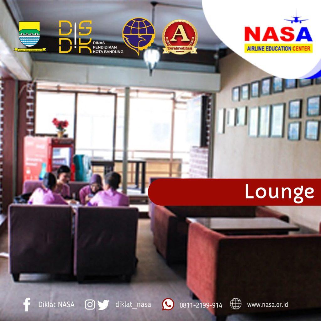 Fasilitas Sekolah Airline Staff Bandung