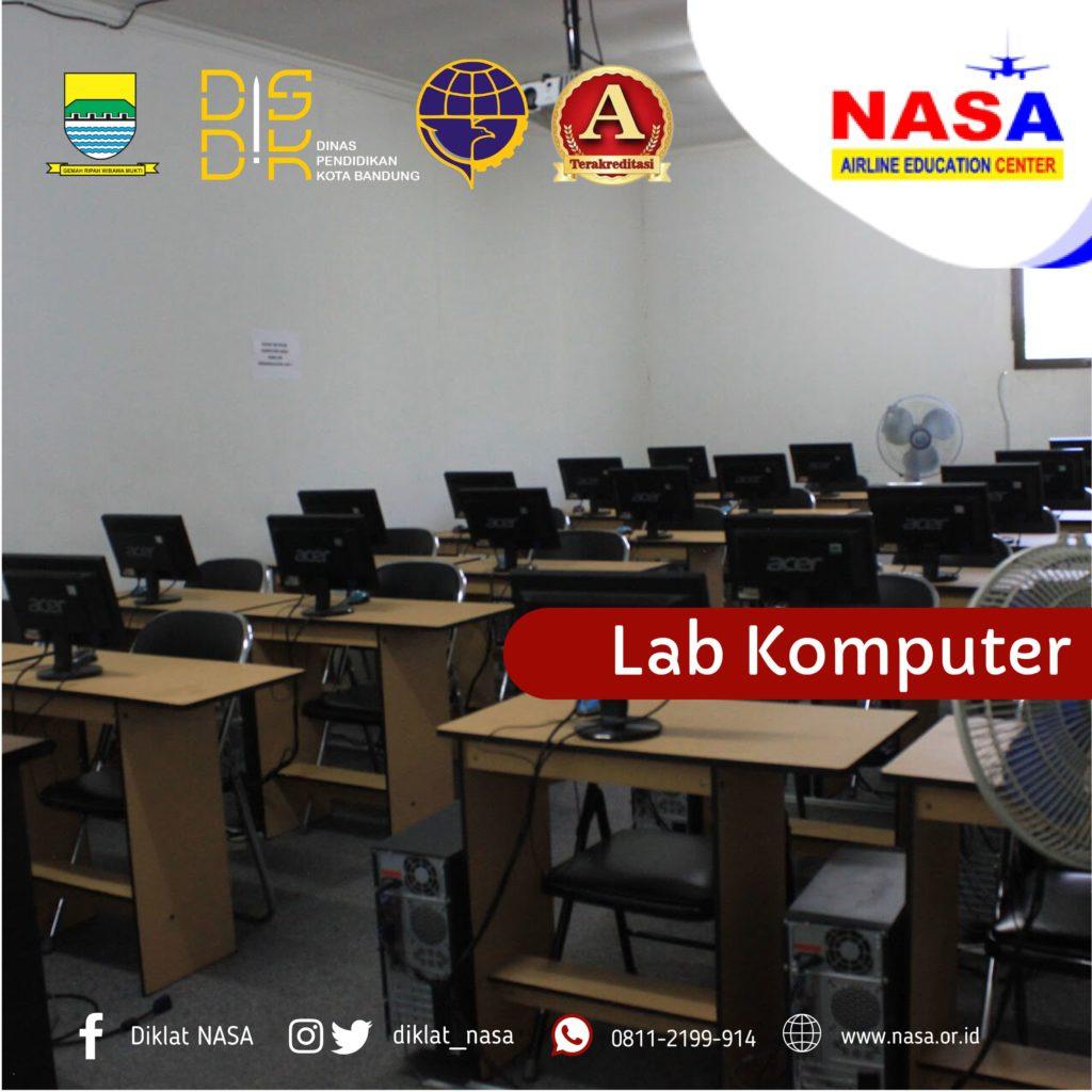 Lab Komputer NASA