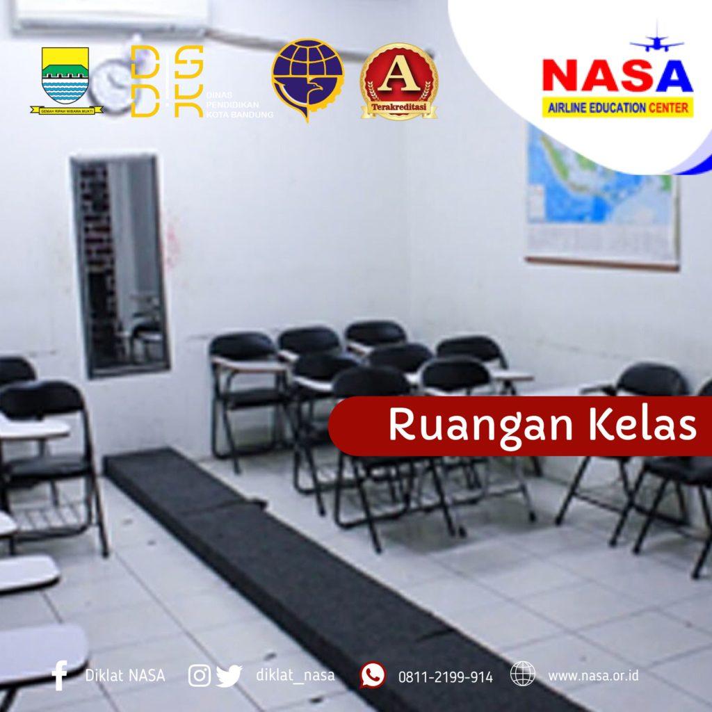 Ruangan Kelas NASA