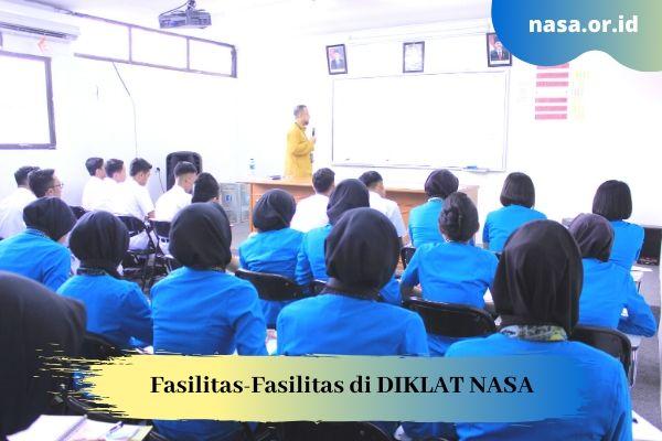 Fasilitas-Fasilitas di DIKLAT NASA