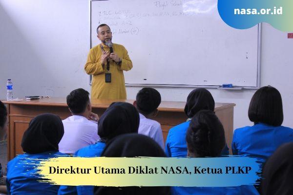 Direktur Utama Diklat NASA Sebagai Ketua Forum PLKP
