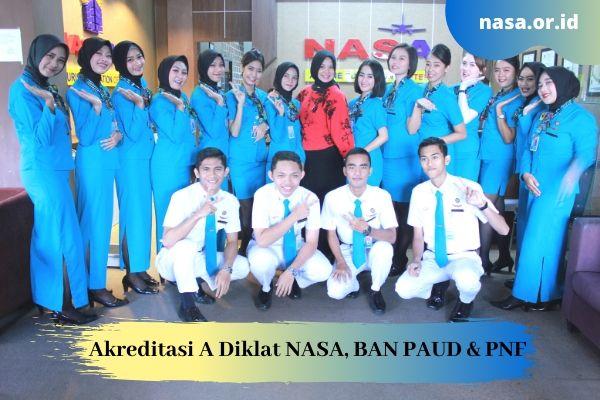 Akreditasi A Diklat NASA, BAN PAUD & PNF