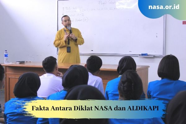 Fakta Antara Diklat NASA dan ALDIKAPI