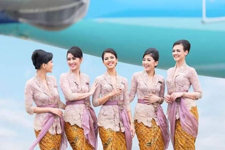 garuda indonesia travel kompas
