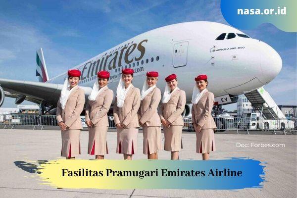 Fasilitas Pramugari Emirates Airline