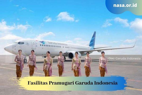Fasilitas Pramugari Garuda Indonesia
