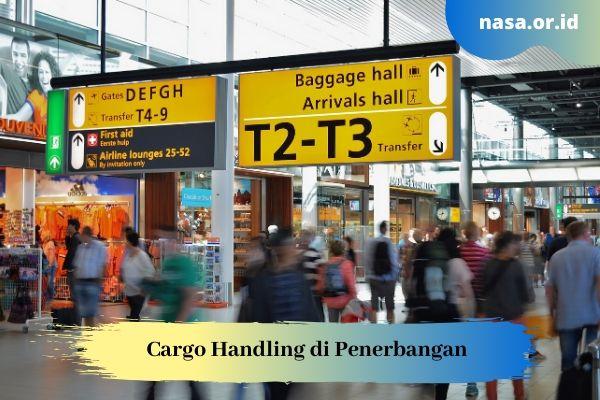 Seluk Beluk Mengenai Cargo Handling di Penerbangan