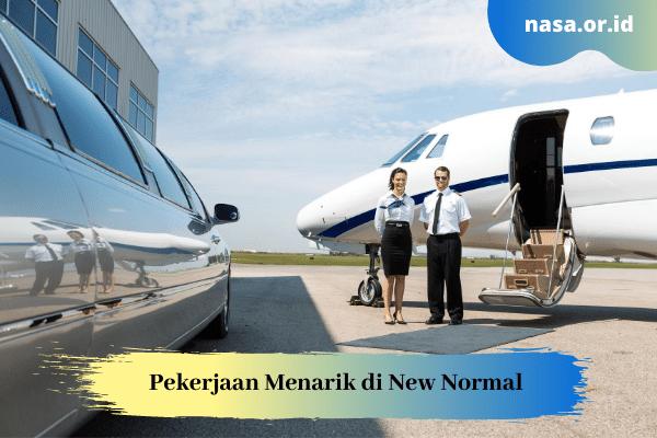 Pilihan-Pilihan Pekerjaan Menarik di New Normal