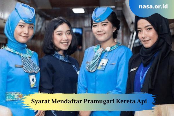 Biaya Pramugari Kereta Api Archives Diklat Nasa Sekolah Pramugari Avsec Airline Staff Bandung