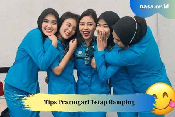 Tips Pramugari Tetap Ramping